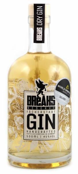 Breaks Reserve Dry Gin 0,5l