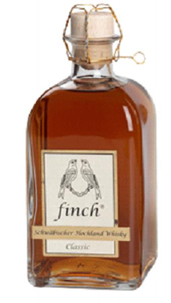 finch Schwäbischer Hochland Whisky Classic 0,5l