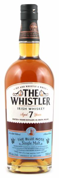 The Whistler Whiskey 7 Jahre 0,7l
