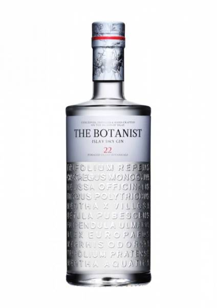The Botanist Islay Dry Gin 22 0,7 Liter