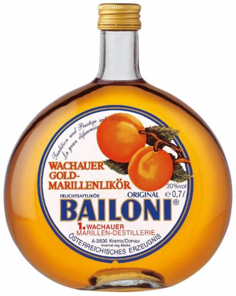 Bailoni Gold Marillenlikör 0,7 Liter