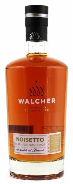 Walcher Noisetto Rum-Haselnuss-Likör 0,7l