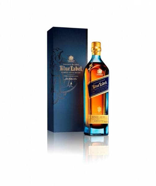 Johnnie Walker Blue Label 0,7 Liter