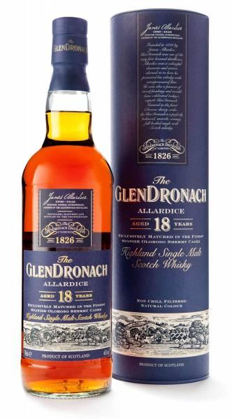 GlenDronach 18 Jahre Allardice 0,7 Liter