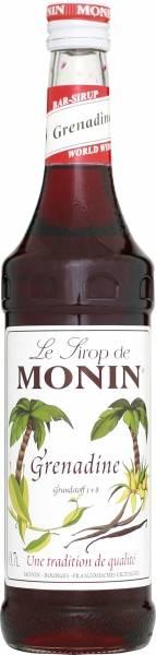 Monin Grenadine Sirup 0,7 Liter