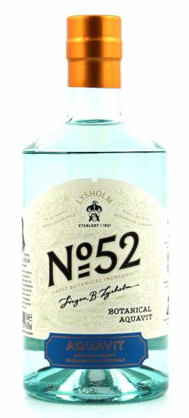 Lysholm No. 52 Botanical Aquavit 0,7l