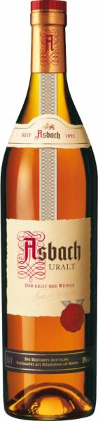 Asbach Uralt 3 Liter Magnumflasche