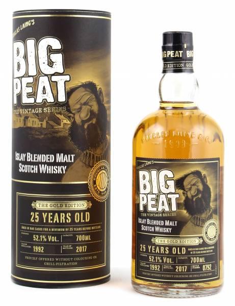 Big Peat 1992 25 Jahre Gold Edition 0,7l