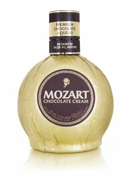 Mozart Gold Chocolate Cream 0,5 Liter