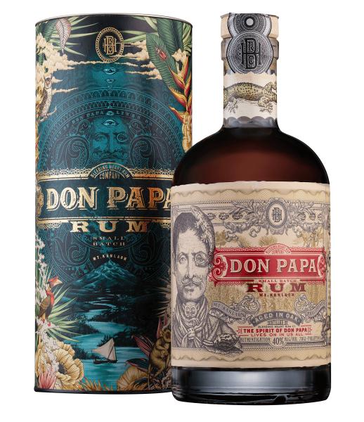 Don Papa Rum Cosmic Geschenkbox 0,7 Liter