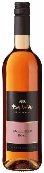 Rolf Willy Trollinger Rose QbA 0,75l