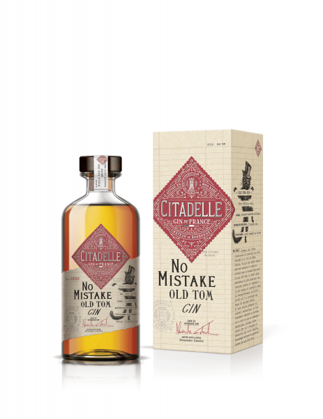 Citadelle No Mistake Old Tom Gin 0,5 Liter