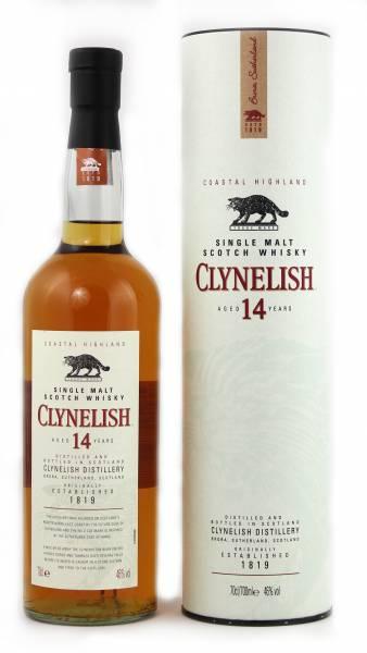 Clynelish 14 Jahre 0,7 Liter