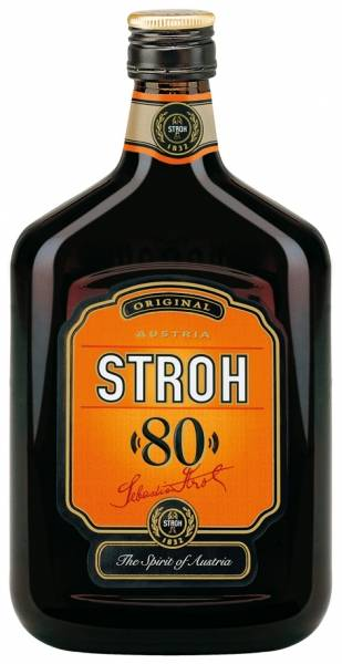Stroh 80 Original 1 Liter