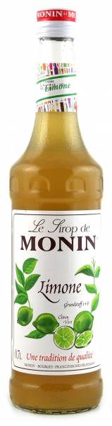 Monin Limone Sirup 0,7 Liter
