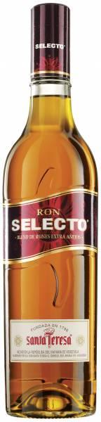 Santa Teresa Selecto Extra Anejo Rum 0,7 Liter