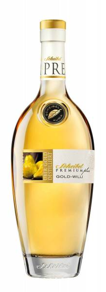 Scheibel PREMIUMplus Gold-Willi 0,7l