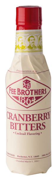 Fee Brother Cranberry Bitters 4,1% - 150 ml