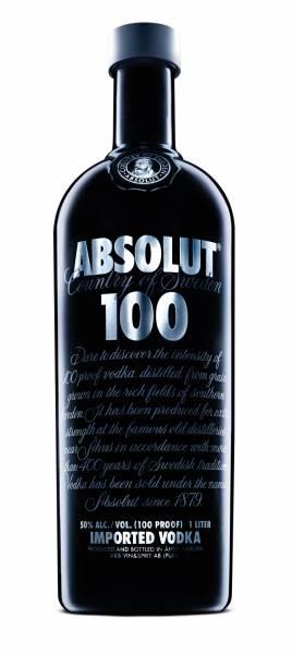 Absolut 100 1 Liter