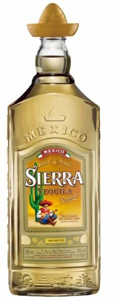 Sierra Gold Reposado Tequila 3 Liter