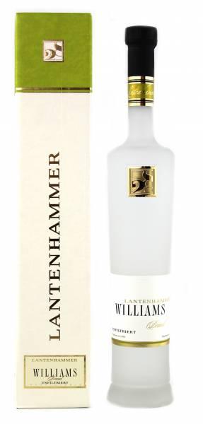 Lantenhammer Williamsbirnenbrand unfiltriert 0,5 Liter