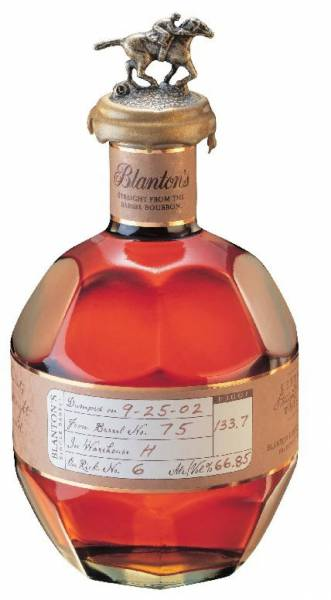 Blanton's Straight from the Barrel 0,7 Liter