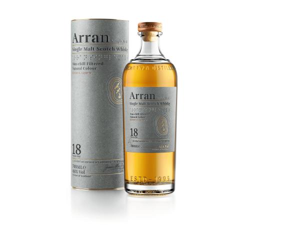 The Arran Malt 18 Jahre 0,7 Liter