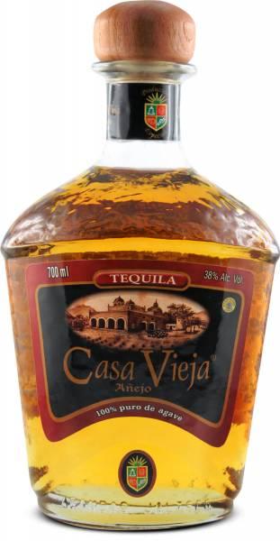 Casa Vieja Tequila Anejo 0,7l