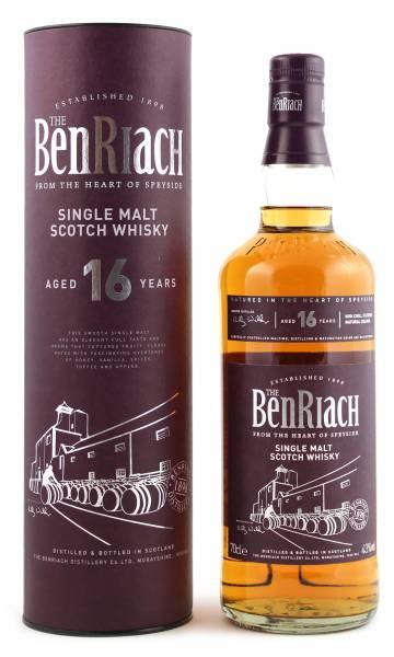 BenRiach 16 Jahre 0,7 Liter