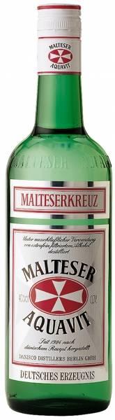 Malteserkreuz Aquavit 1 Liter