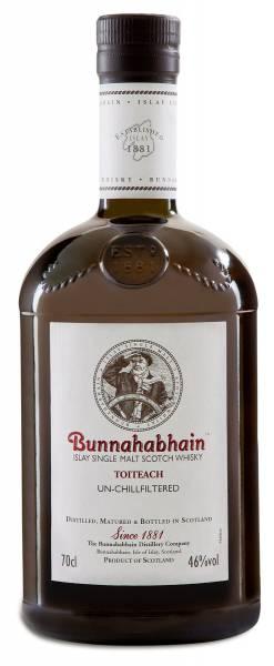 Bunnahabhain Toitech Peaty 0,7 Liter