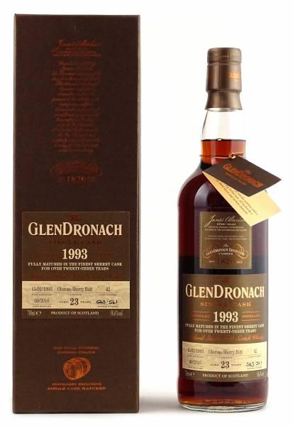 GlenDronach 1993 #42 23 Jahre Batch 14 0,7 Liter