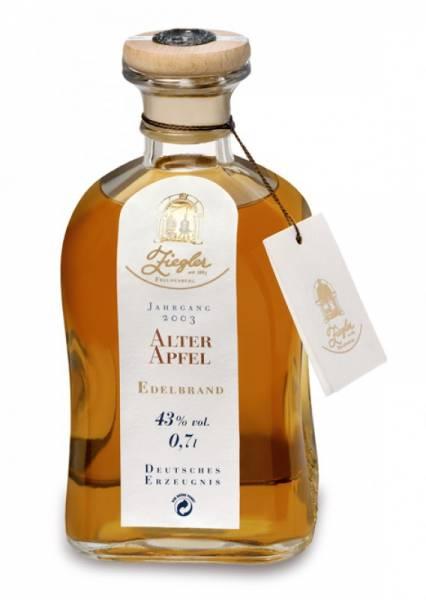 Ziegler Alter Apfel 0,7 Liter