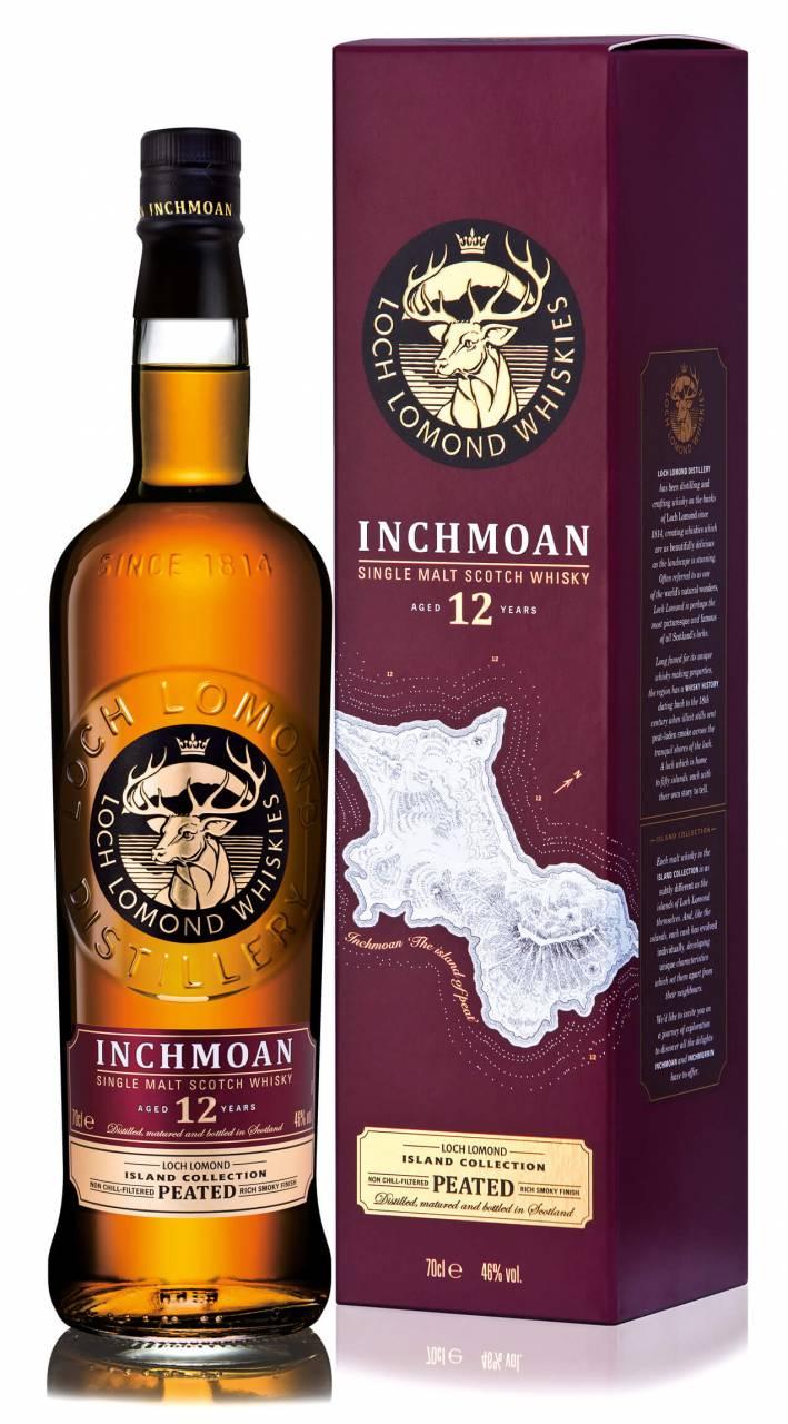 Inchmoan 12 Jahre Loch Lomond 0,7l