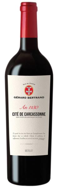 Gérard Bertrand Heritage 1130 Cité de Carcassonne 0,75 Liter
