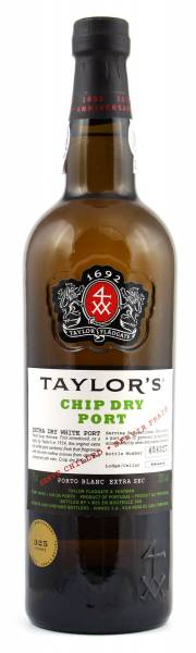 Taylor's Chip Dry White Port Extra Dry 0,75l