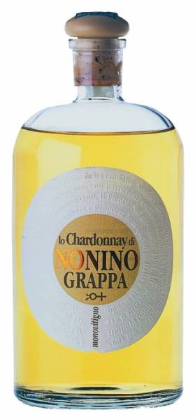 Nonino Chardonnay 0,7 Liter