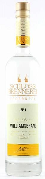 Schlossbrennerei Tegernsee Williamsbrand 0,7l