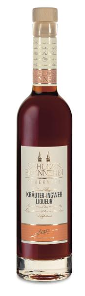 Schlossbrennerei Tegernsee Kräuter-Ingwer Liqueur 38 % 0,7l