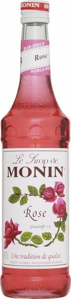 Monin Rose Sirup 0,7 Liter
