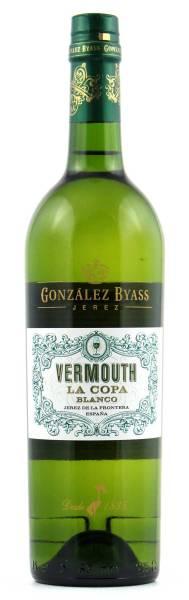 Vermouth La Copa Blanco Gonzalez Byass 0,75l