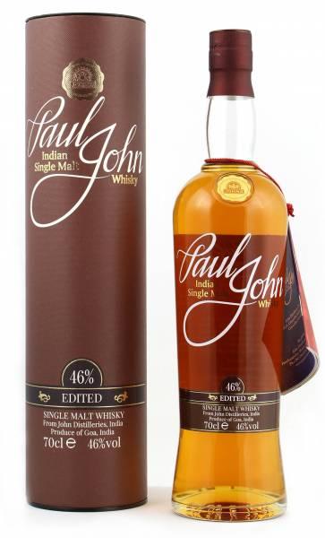 Paul John Edited 0,7 Liter