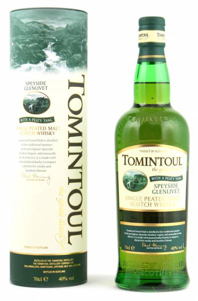 Tomintoul witha a Peaty Tang