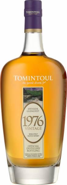 Tomintoul 1976 Vintage 0,7 Liter