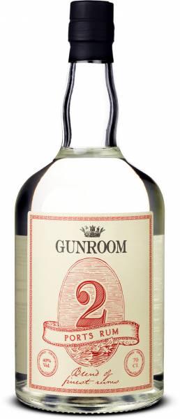 Gunroom 2 Ports Rum 0,7l