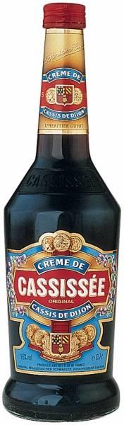 Cassissee 0,7 Liter