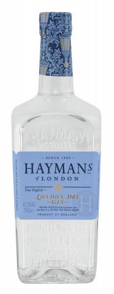 Hayman's London Dry Gin 41,2% 0,7l