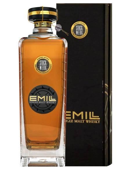 EMILL Whisky Stockwerk 0,7 Liter