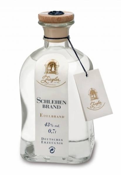 Ziegler Schlehenbrand 0,7 Liter
