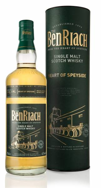 BenRiach Heart of Speyside 0,7 Liter